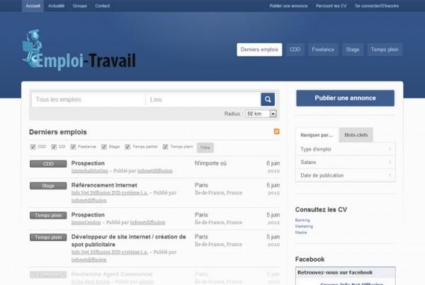 EMPLOI-TRAVAIL.COM