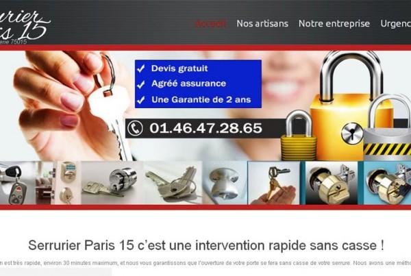 SERRURIER-PARIS15.EU