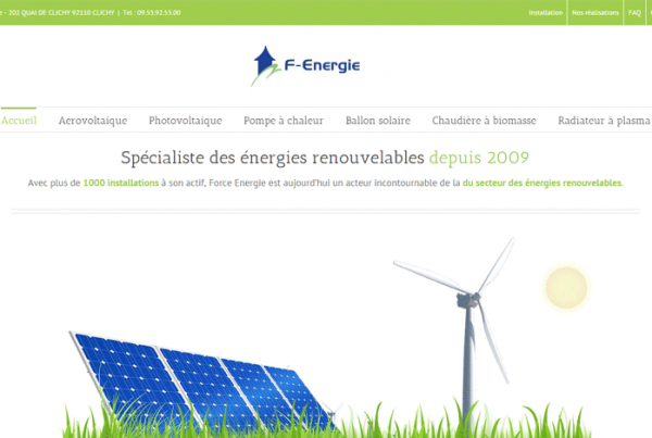 F-ENERGIE.FR
