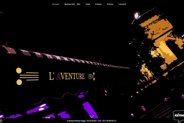 LAVENTURE-PARIS.COM