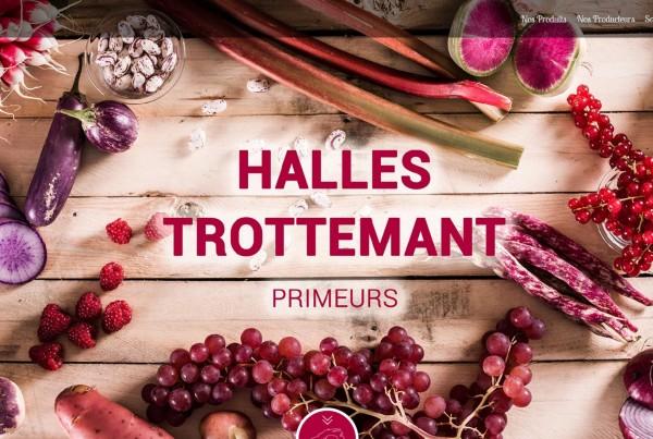 Halles-trottemant.fr