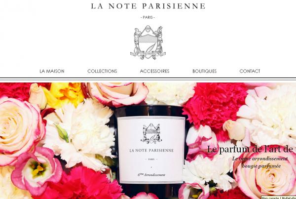 lanoteparisienne.com